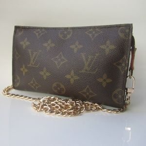 Louis Vuitton Monogram Pochette Clutch Accessories